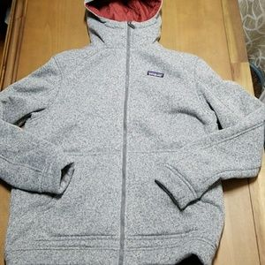 NWT Patagonia men's insulated better sweater hoody NWT